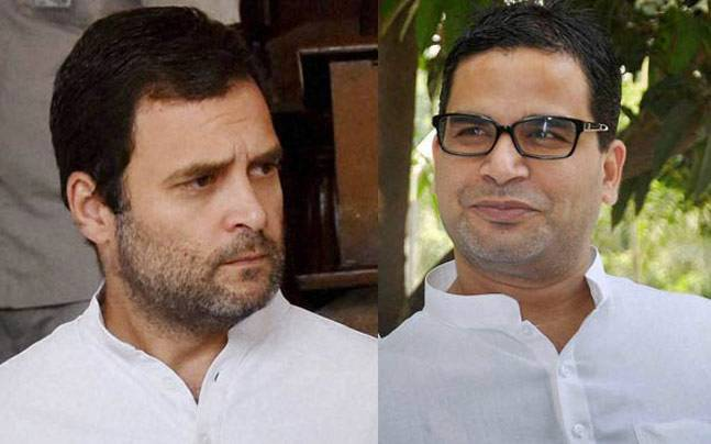 Is Prashant Kishor's meeting with Gandhis' a sign of closer ties in future?