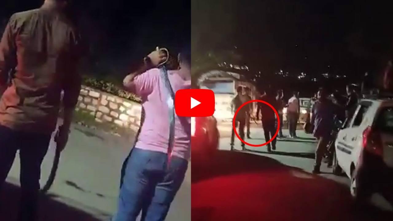 Four Punjabi Tourists Arrested In Manali For Hooliganism & Waving Swords in public