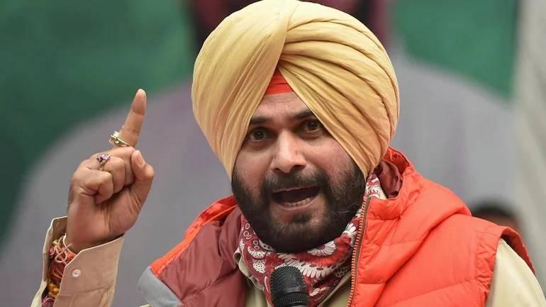 Navjot Singh Sidhu to be named as Punjab Congress Chief