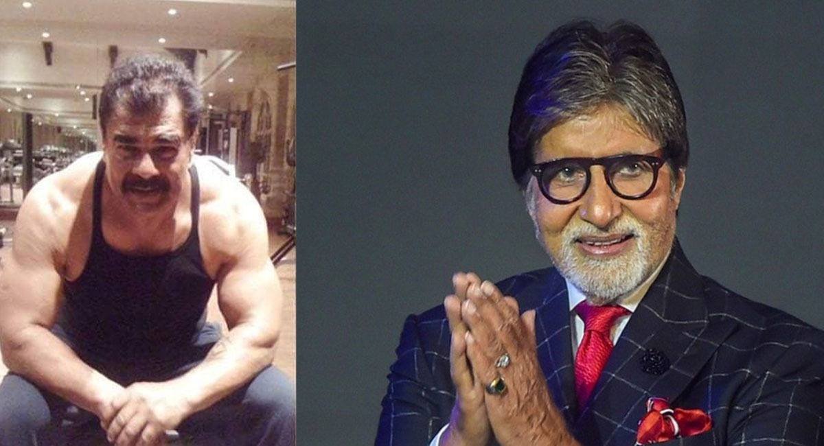 'Only Amitabh Bachchan gets good roles', actor Sharat Saxena about partiality in Bollywood