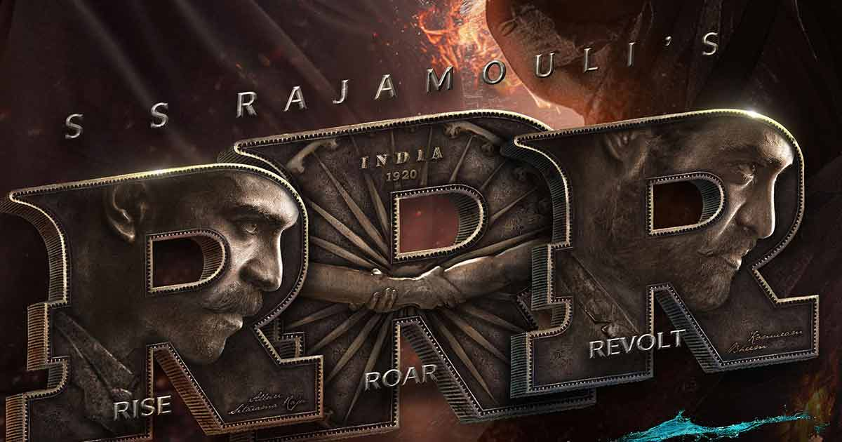 RRR: SS Rajamouli tickles fans with BTS video moments, declares release date
