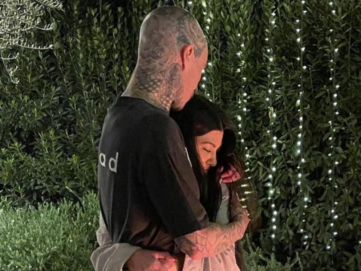 Kourtney Kardashian, Travis Barker latest romantic post sparks wedding rumours