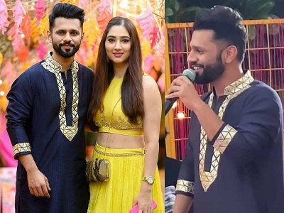 Mathe Te Chamkan: DisHul's new wedding song all set to release on their wedding day