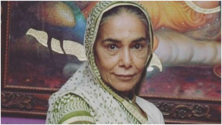 National Award-winning actress Surekha Sikri dies of cardiac arrest at 75; was surrounded by family