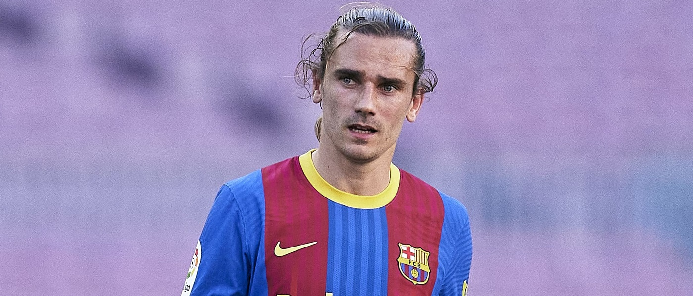 Barcelona in talks with Atletico Madrid over Antoine Griezmann swap deal