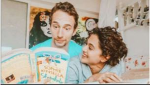 Find out what Mathias Boe, Taapsee's Boyfriend says on why she is Dating Him?