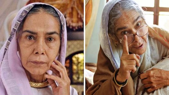 RIP Surekha Sikri: Reel and Real Life Journey of a three-time National Award-winning actress