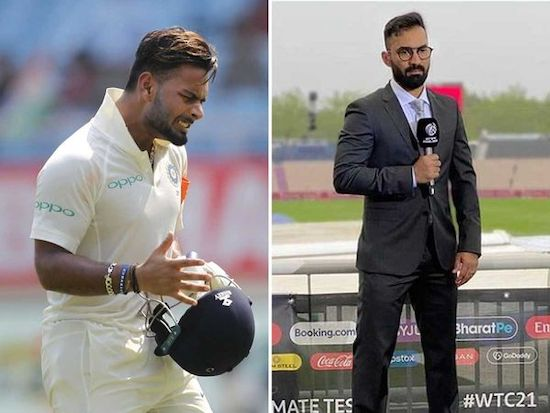 Dinesh Karthik Hints He Is Available For India's Practice Game After Rishabh Pant, Saha Quarantined