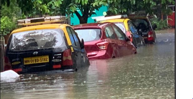 Intense rain in Mumbai: Man gets injured, routes of buses diverted, new predictions on weather