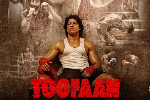 Toofan Movie Review: Farhan Akhtar exceptional with smart jabs; film ends with a satisfying punch