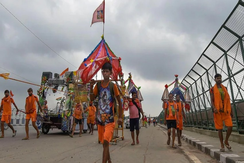 Right to life above religious sentiments, SC asks UP govt to reconsider allowing Kanwar Yatra