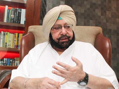 Amid growing cross-border terror threat, Capt Amarinder urges PM Modi to resolve farmers' stir