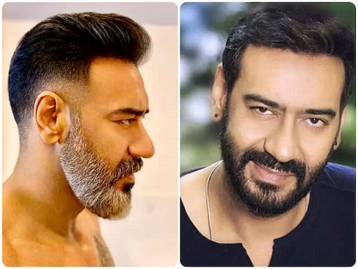 Ajay Devgn looks LIT in his new avatar for his upcoming film 'Thank God'