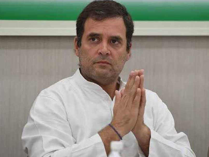 """""""Go to RSS, we don't need you:"""" Rahul Gandhi tells scared Congress leaders"""