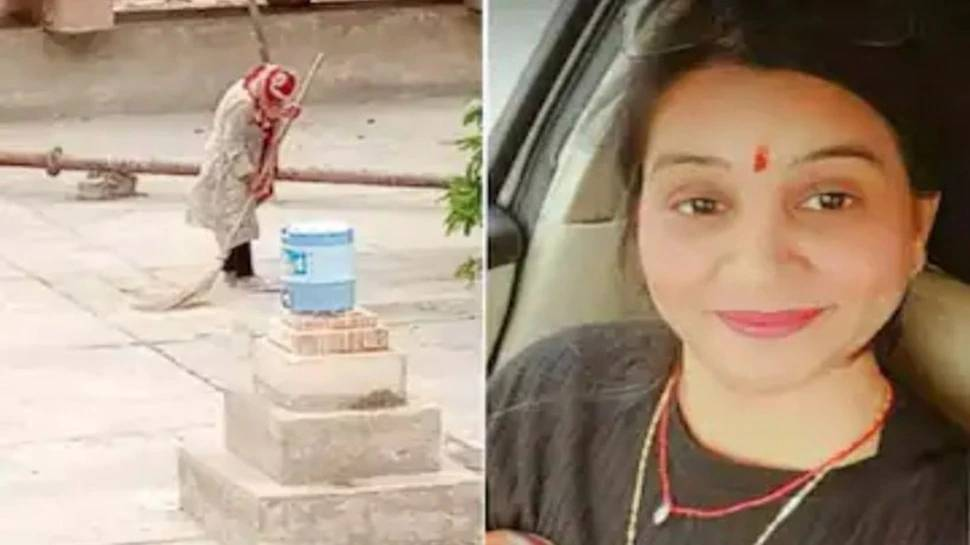 #FirstStoryPositive: Journey of Rajasthan's single mother from sweeping streets to Deputy Collector