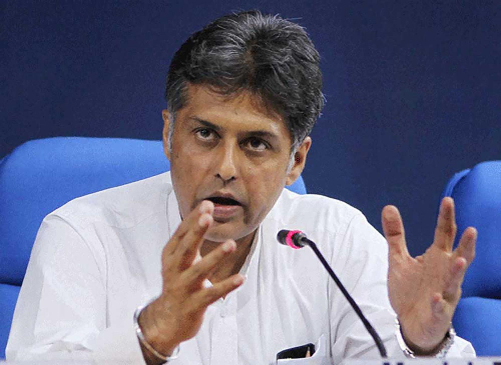 Punjab Congress Crisis: Why can't a Dalit, Hindu or OBC become Punjab CM? Asks Manish Tiwari
