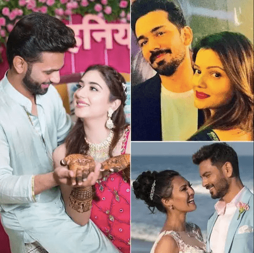 A look at the 10 TV celebs that found LOVE inside the 'Bigg Boss' house