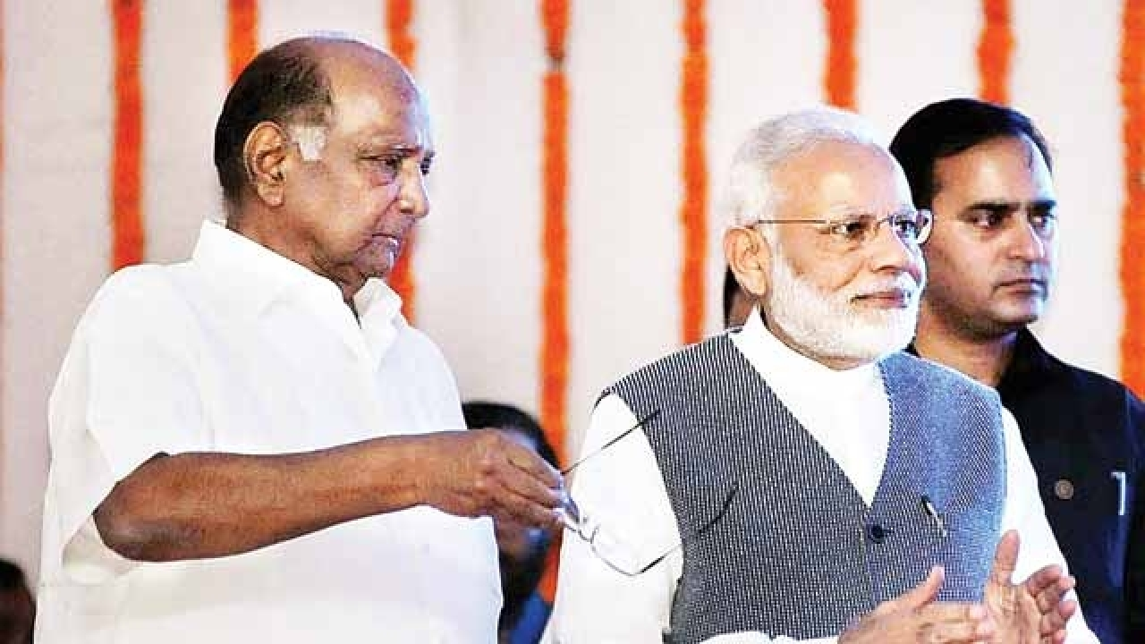 In Points: NCP Supremo Sharad Pawar meets PM Modi ahead of monsoon session