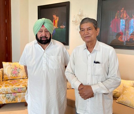 No headway yet, 'Capt Amarinder reiterates to abide by INC president's decision', says Rawat