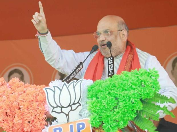 Modi got India's its first independent security policy: Amit Shah