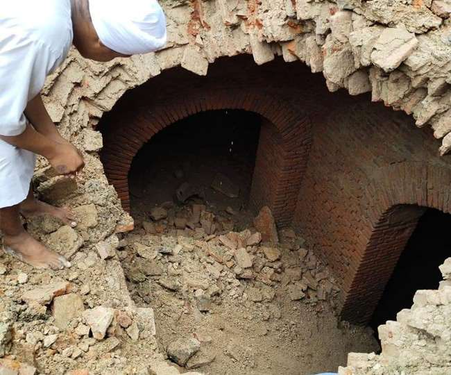 Historical tunnel discovered in Amritsar, while SGPC lacks policy on heritage buildings