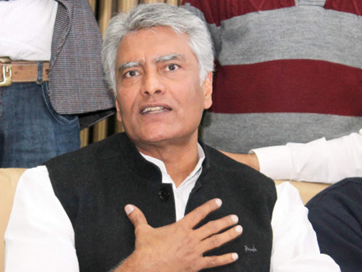 Amid feud Sunil Jakhar calls a meeting of Congress MLAs, District Presidents on Monday