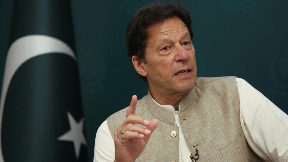 Imran Khan targets PM Modi, RSS & calls himself 'brand ambassador' of Kashmiris