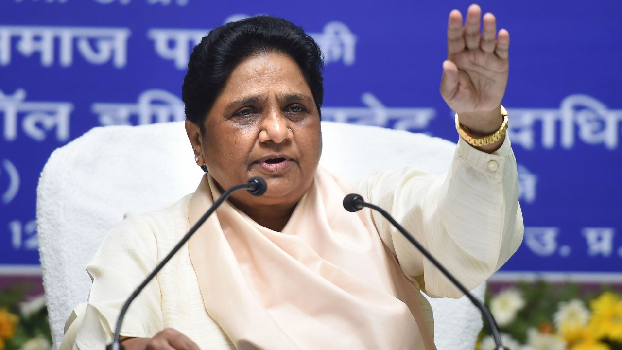 Ahead of polls, Mayawati reaches out to UP's Brahmin community with a special message