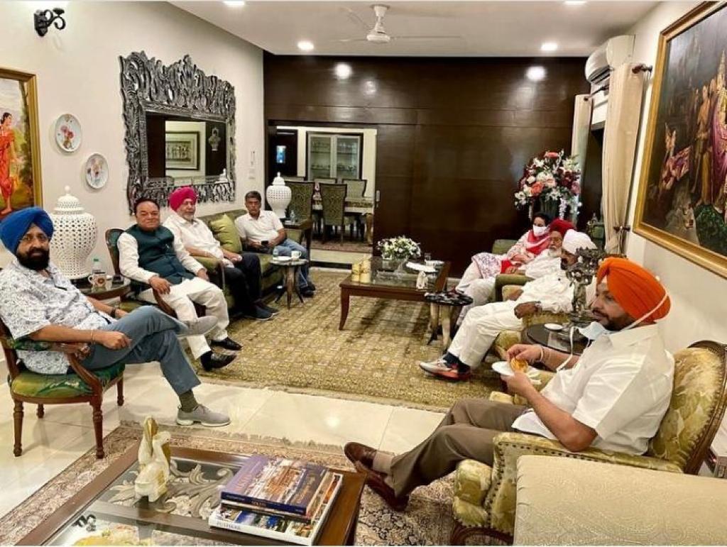 Punjab Congress Infighting: Sonia Gandhi to have meeting with Punjab MPs tomorrow