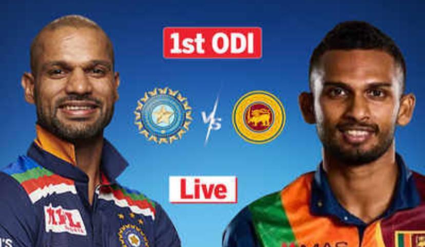 INDIA Vs SRI LANKA: India beat Sri Lanka by 7 wickets in its 1st ODI match in Colombo