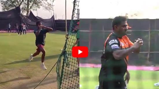 VIRAL Video: Like father like son, Son of Sri Lankan legend Muttiah Muralitharan has similar bowling action