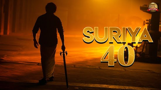 Suriya 40 First Look to be released on THIS special day, makers share VIDEO