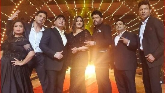The Kapil Sharma Show is all set to return again on Sony TV with its new 'fun-filled' season