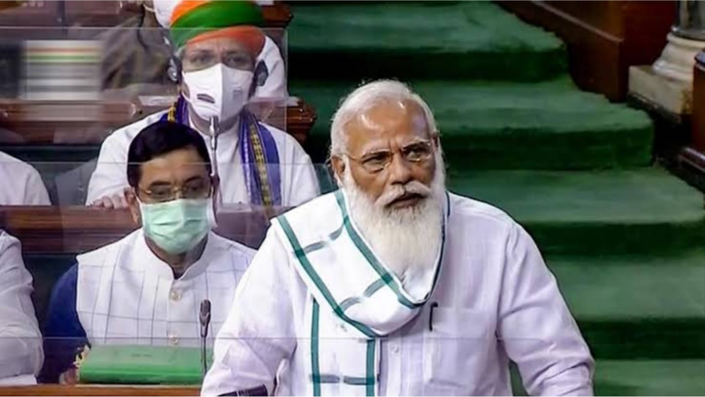 Parliament Monsoon session: Oppositions' protest interrupts PM during cabinet introduction, houses adjourned
