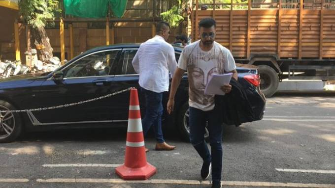 Businessman Raj Kundra detained by Mumbai Crime Branch in pornography case