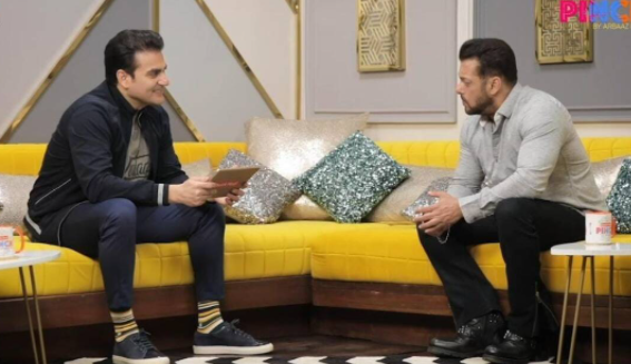 Salman Khan responds to trolls saying 'Dikhawa wala acting' after being featured on 'Pinch'
