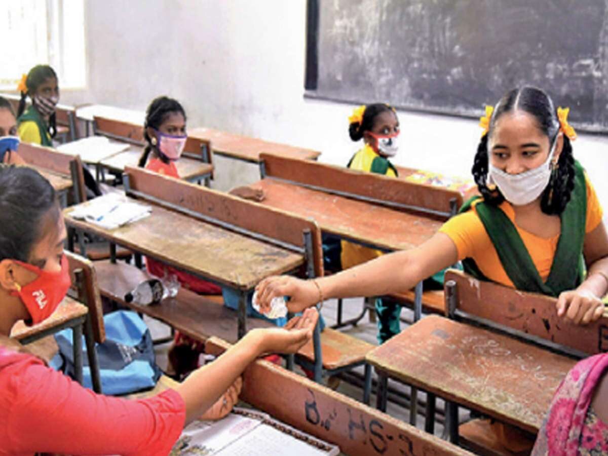 ICMR suggests reopening of primary schools, says 'Children can handle infection better'