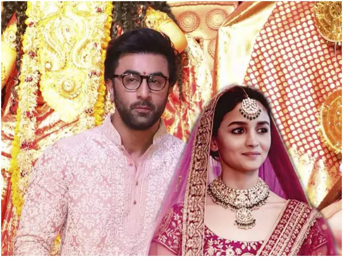 Are Ranbir and Alia getting married before the release of Brahmastra?