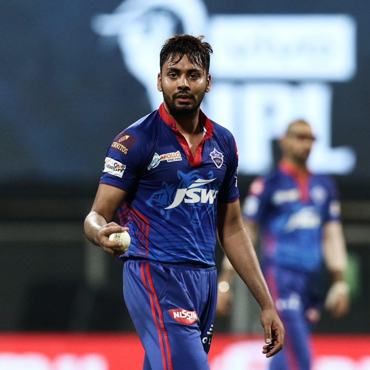 Avesh Khan suffered a thumb injury after a warm-up match: BCCI
