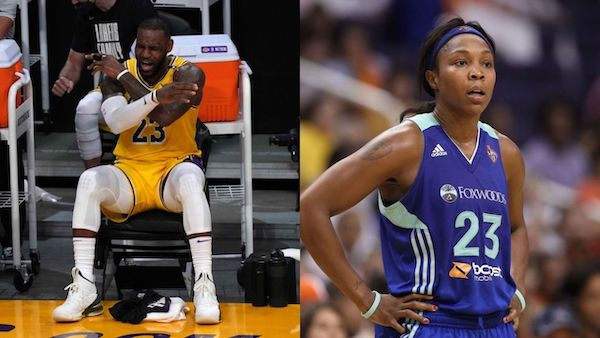 WATCH: Ex-WNBA Player Cappie Pondexter Accuses Lebron James Of 'Sex Trafficking'; Going Through Mental Health Crisis