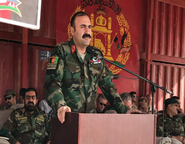 Afghan Army Chief General Wali Mohammad Ahmadzai will visit India next week