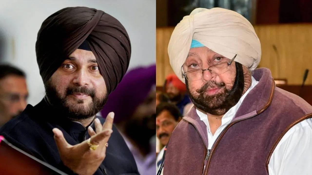 Punjab Congress Crisis: Capt Amarinder to open 'dormant' cases against leaders of Sidhu camp