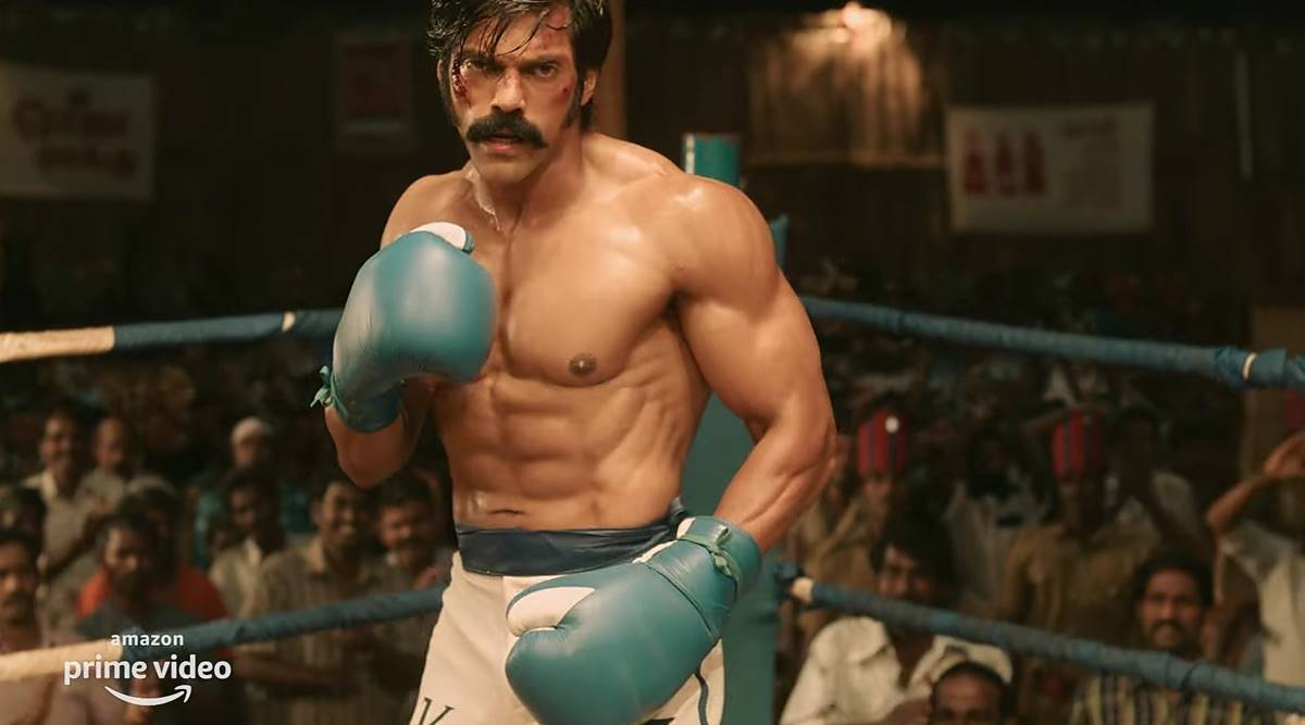 Sampatta Parambarai movie review :bringing North Madras culture in screen