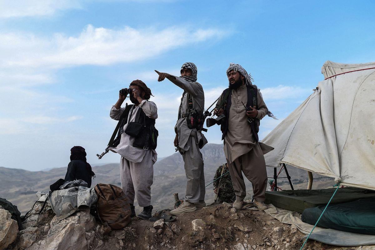 Taliban demanding funds, recruiting local people in Balkh province in Afghanistan, says authorities