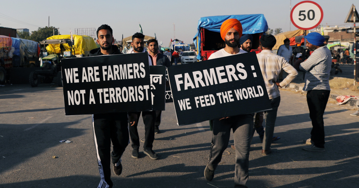 In Points: Angry farmers to protest near Parliament today