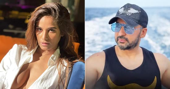 'Call Me, I'll Strip for You': Poonam Pandey Accuses Raj Kundra Threatened, Leaked Her Number With Text