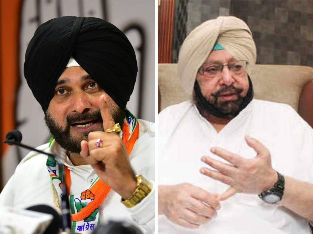 Clash of ego in Punjab Congress escalates Party High Command's tension