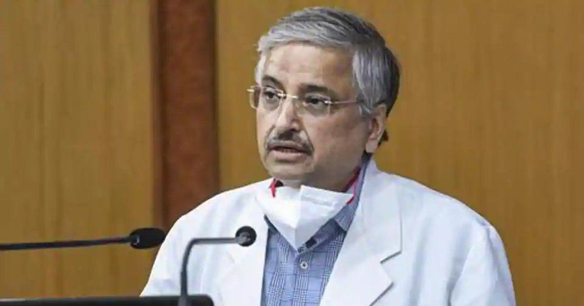 AIIMS chief answers how third wave of pandemic can be prevented