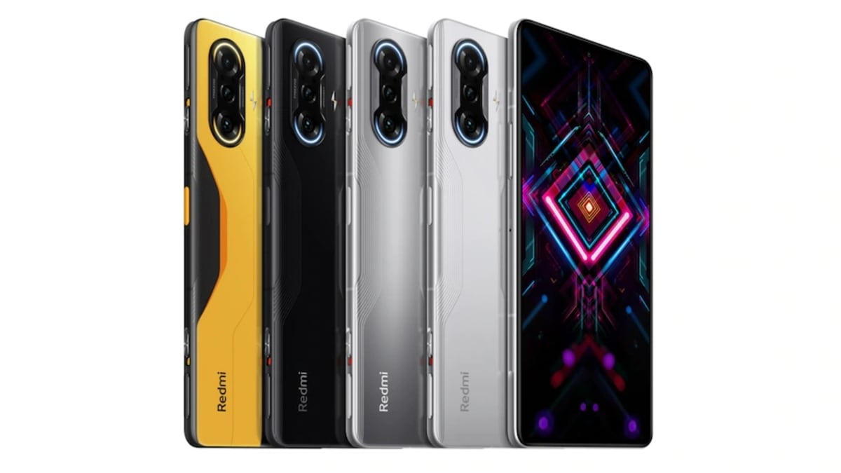 A new kind of a gaming phone: Poco F3 GT