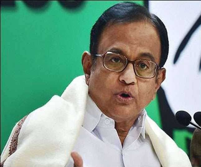 Indian Govt Inaction On Pegasus Is Proof Of Involvement : P Chidambaram